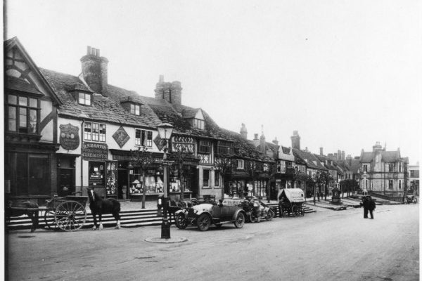 East Grinstead Museum - High Street