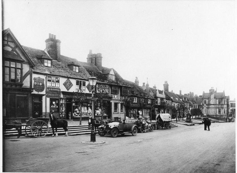 East Grinstead Museum – High Street