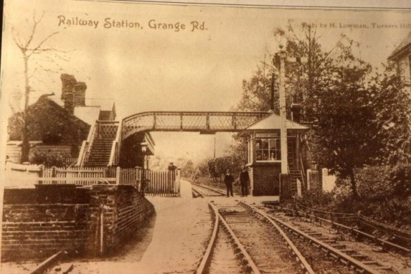 East Grinstead Museum - IGrange Road Railway Station