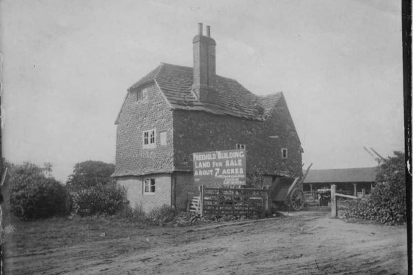 East Grinstead Museum - Copyhold Farm house