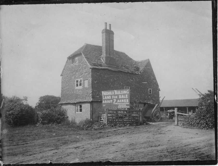 East Grinstead Museum – Copyhold Farm house