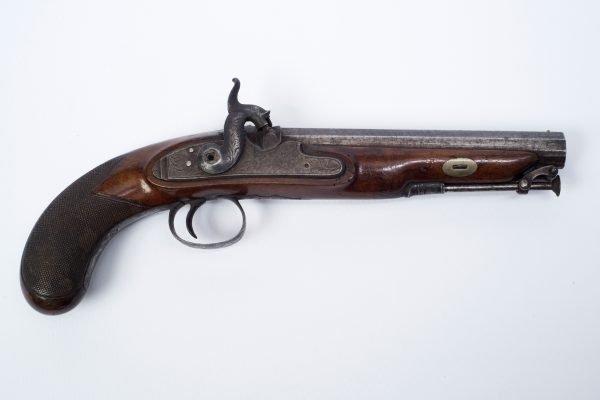 Holster Pistol - East Grinstead Museum