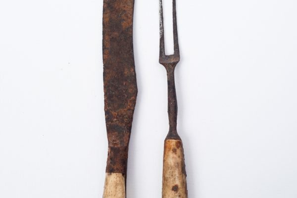 Iron Knife and Fork - East Grinstead Museum