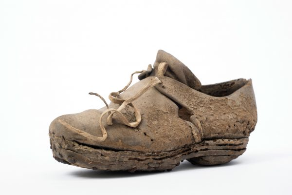 Leather Shoe - East Grinstead Museum