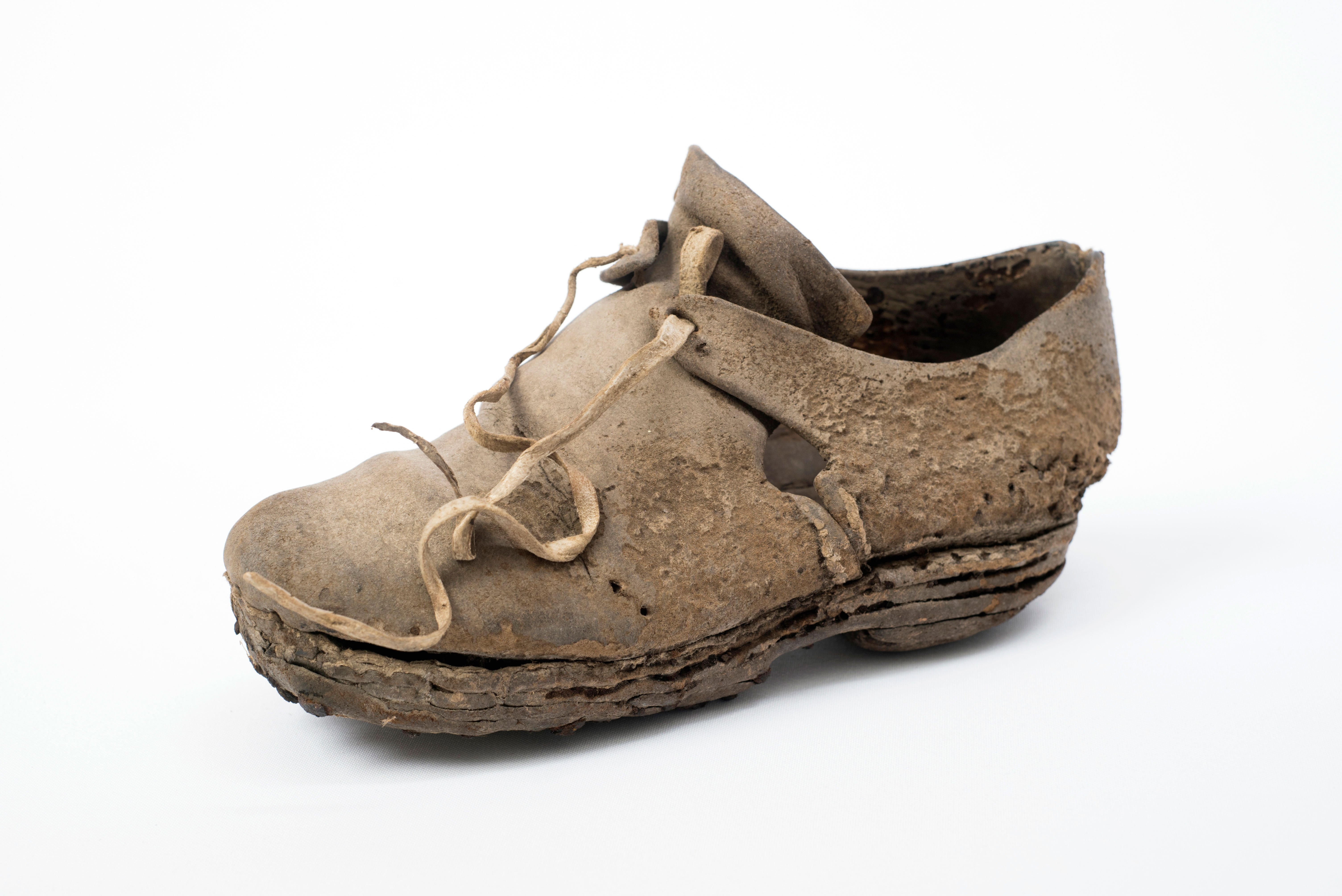Leather Shoe – East Grinstead Museum