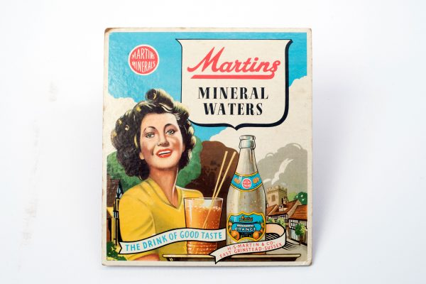 Martins Mineral Waters - East Grinstead Museum