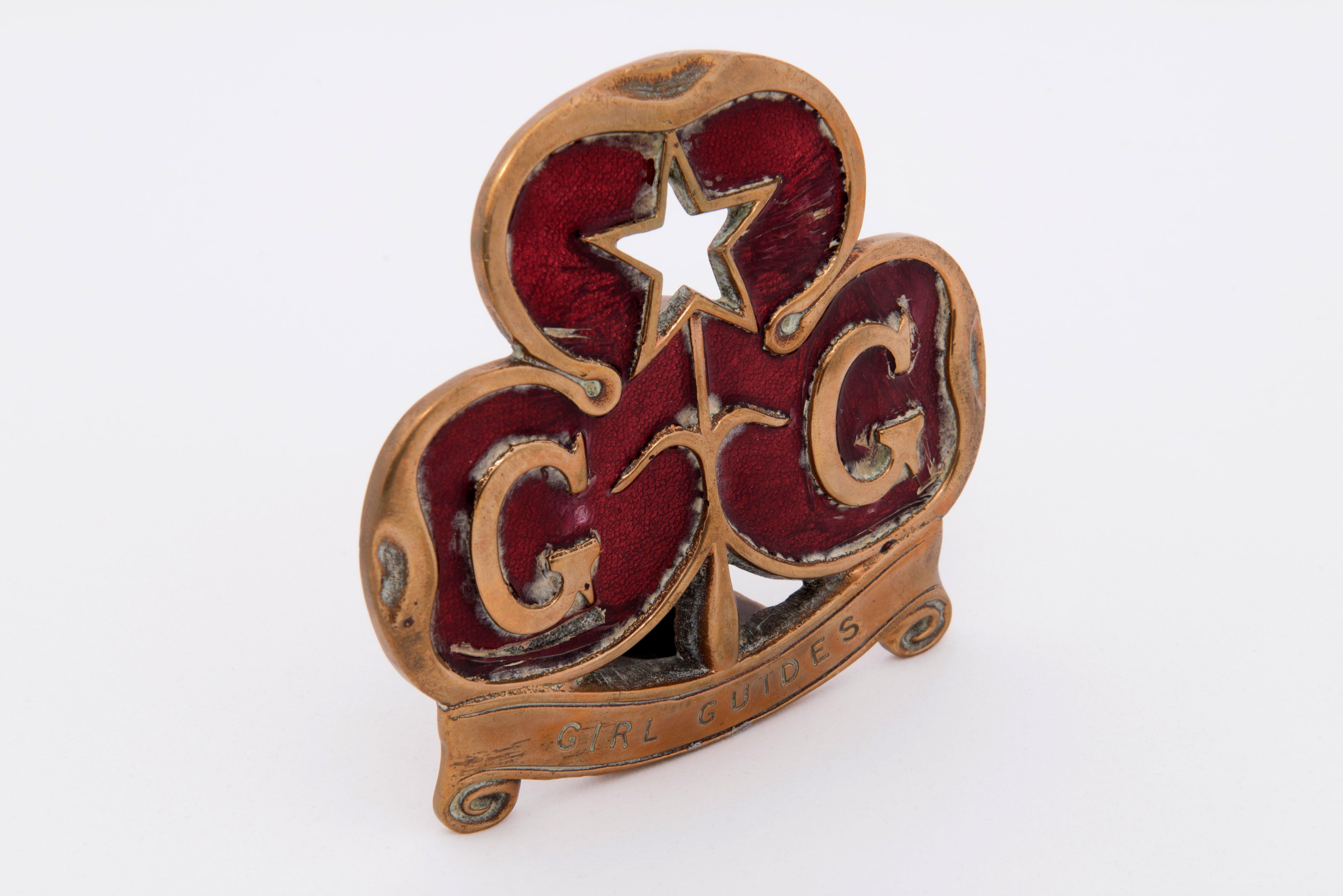 Girl Guide Badge – East Grinstead Museum