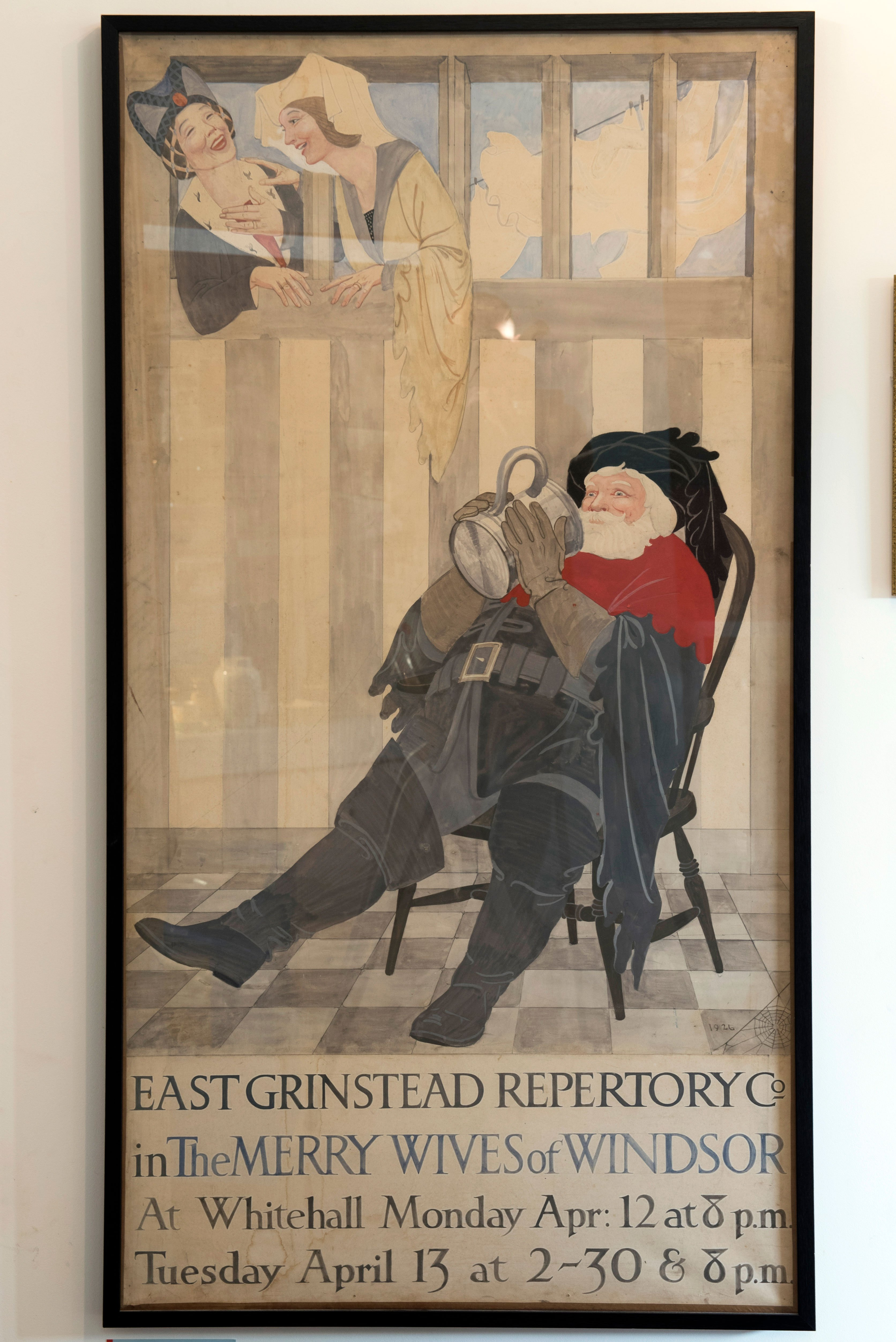 Merry Wives and Windsor – East Grinstead Museum