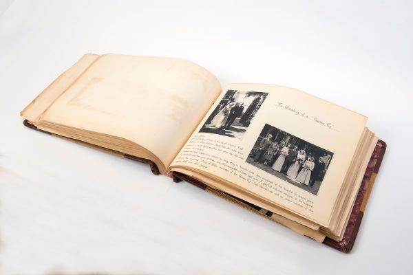 album of guinea pig photographs